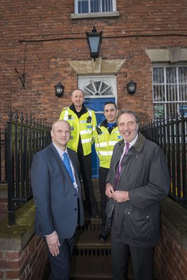4800 - Southwell Police Station visit